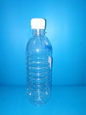 120pc of 500ml Plastic Bottle with Screw Cap